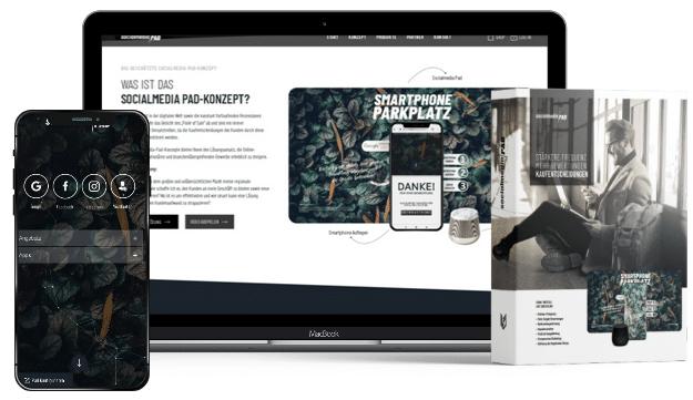 Socialmedia Pad Editor netcom GmbH