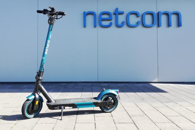 eScooter-netcom